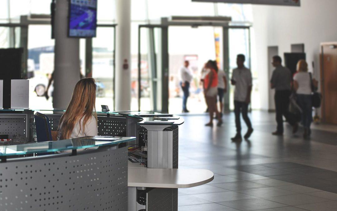 Firmensicherheit durch Besuchermanagement Software